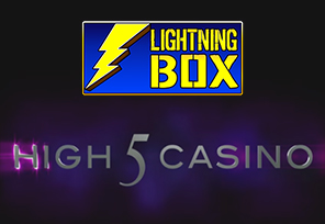 Lightning Box Teams up with High 5 Games