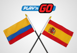 Play'n Go Obtains Spanish and Colombian License