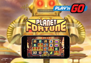 Planet Fortune Slot to be Released by Play n' GO