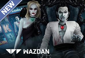 Wazdan Releases Dracula's Castle and Tetri Mania Deluxe