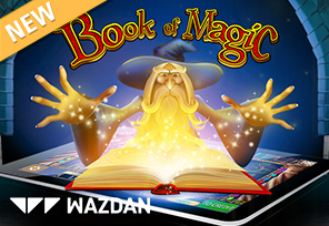 Wazdan Releases The Book of Magic Deluxe