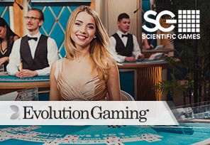 Evolution Expands Live Casino Offerings With SG