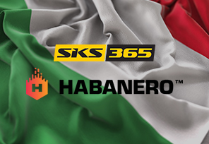 Habanero Launches Games In Italy With SKS365