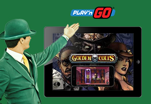 Play 'n GO Launches Golden Colts At Mr Green