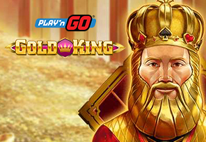Play'n GO Releases Gold King Slot