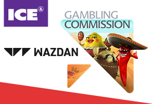 Wazdan Celebrates UK Licensing at ICE