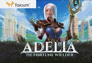 Foxium Launches Adelia The Fortune Wielder Slot