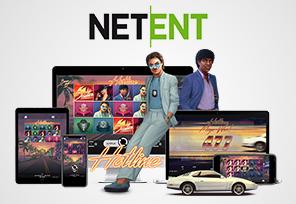 NetEnt Rolls Out Retro Slot Hotline™