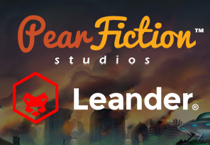 Leander Games & PearFiction Sign Four Game Deal