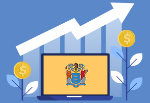 New Jersey Online Gambling Revenue Continues to Grow