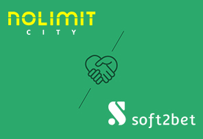 Nolimit City Inks Supply Deal With Soft2Bet