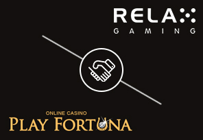 Relax Gaming Collaborates with Play Fortuna