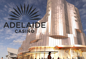 Adelaide Casino Construction is Underway