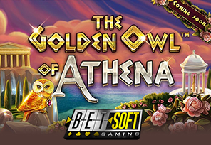 Betsoft Rolls Out The Golden Owl Of Athena