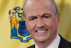 New Jersey Governor Places First Sports Wager