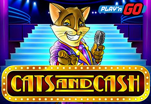 Play'n GO Announces Remastered Cats and Cash