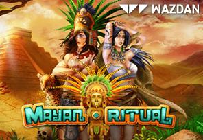 Wazdan Releases Mayan Ritual Slot