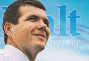 Alabama's Gubernatorial Candidate In Favor of State Lottery