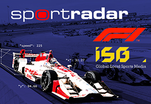 ISG and Sportradar To Provide Live Odds For F1