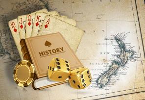 History of Gambling Legislature in New Zealand