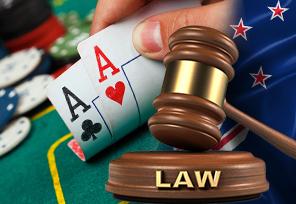 Legal Gambling in New Zealand