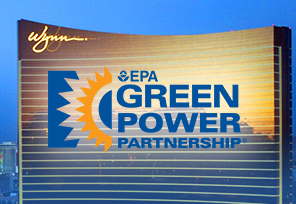 Wynn Las Vegas Accepted Into EPA Green Power Partnership