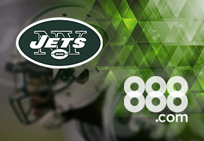 888 Partners Up With NFL's NY Jets
