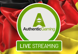Authentic Gaming to Live Stream In Germany
