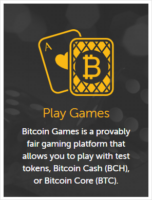 Bitcoin withdrawals at online casino platforms
