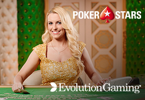 Evolution Gaming Enters New Jersey via PokerStars
