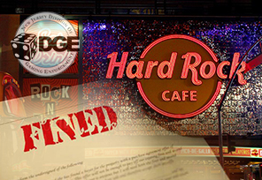 Hard Rock Atlantic City Penalized By NJDGE