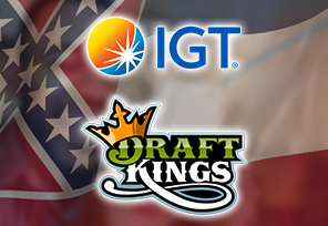 IGT To Supply DraftKings Retail Sportsbook In Mississippi
