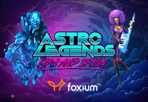 Microgaming Releases AstroLegends
