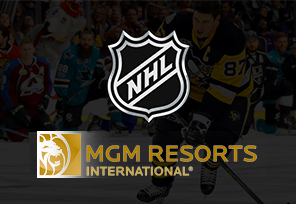 NHL And MGM Sign a Strategic Partnership