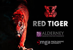 Red Tiger Gaming Gets Two Key Licenses