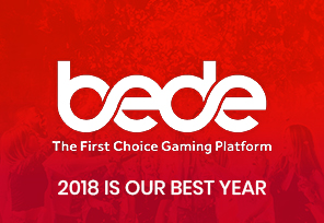 Bede Gaming Claims 2018 Is Their Best Year