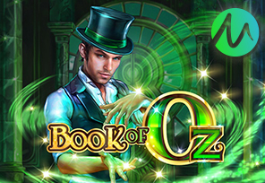 Microgaming Launches Book of Oz