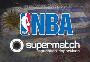 NBA Signs Up Uruguayan Sports Betting Operator Supermatch