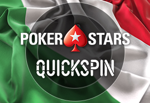 PokerStars Deal Enables Quickspin To Enter Italy