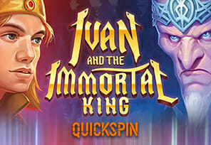 Quickspin's Ivan and the Immortal King Slot Released