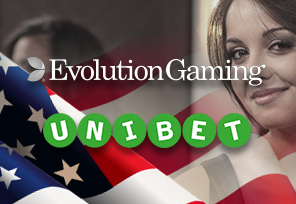 Unibet Enters US Market Through Evolution Live Casino