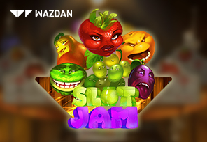 Wazdan Comes Up With Slot Jam