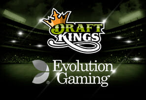 Evolution Gaming Signs Live Deal With DraftKings