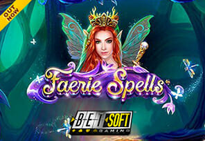 Faerie Spells From Betsoft365 Goes Live