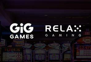 GiG Deals Casino Games Aggregator Relax Gaming