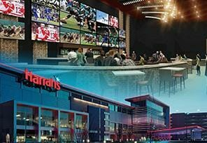 Harrah's Philadelphia Launches New Sportsbook