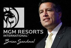 MGM Resorts Hires Former Nevada Governor