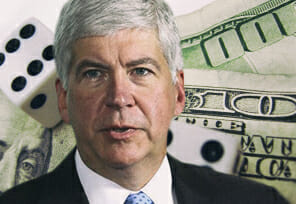 Michigan Governor Puts Veto On Online Gambling Legislation