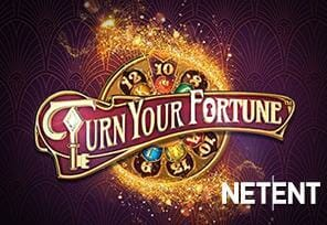 NetEnt Enters 2019 With Turn Your Fortune Slot