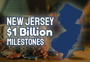 New Jersey Surpassed $1 Billion from Gambling and Sports Betting